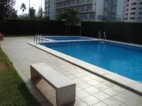 apartamento en alquiler zona playa heliopolis benicasim piscina