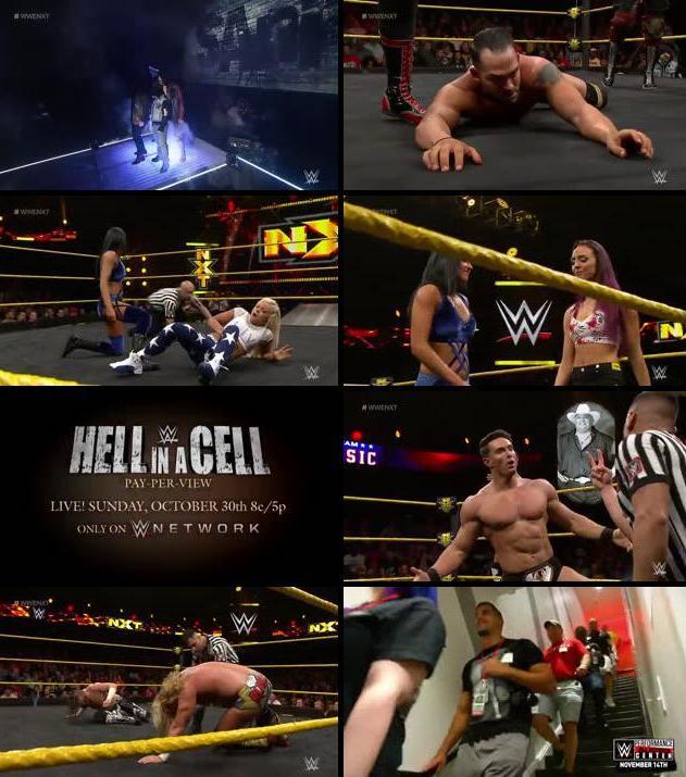 WWE NXT 12 Oct 2016 WEBRip 480p