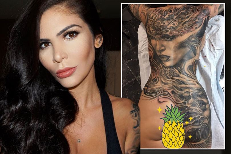 Cami-Li strips n*ked to reveal HUGE butt tattoo, Isn't it subtle?.jpg
