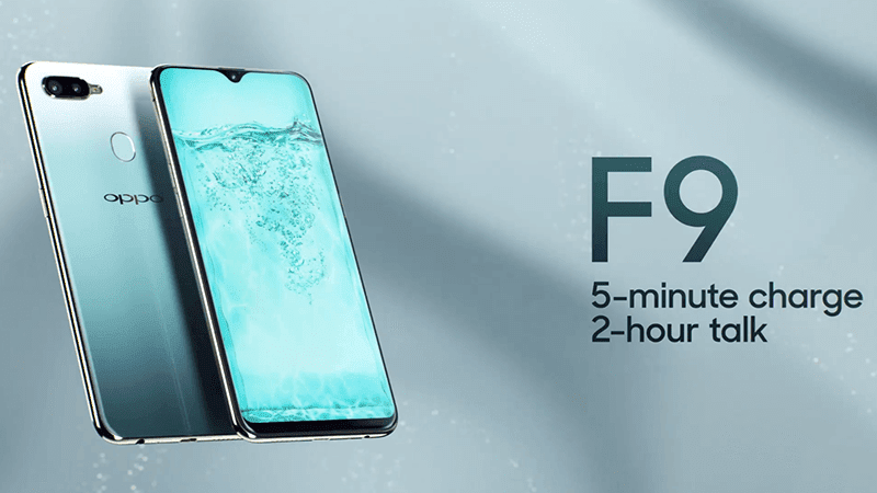 OPPO F9 Jade Green is coming to the Philippines soon!