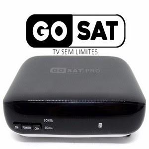 Atualização Gosat Pro V1.29 - 28/06/2018