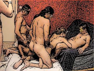 Orgía amateur
