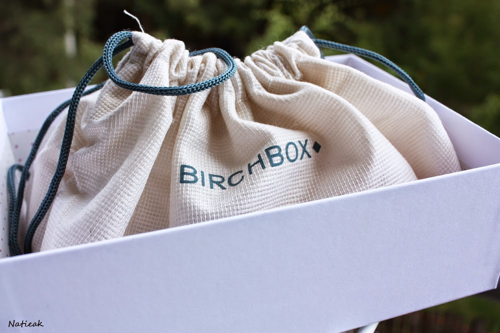 La box Working Girls de Birchbox