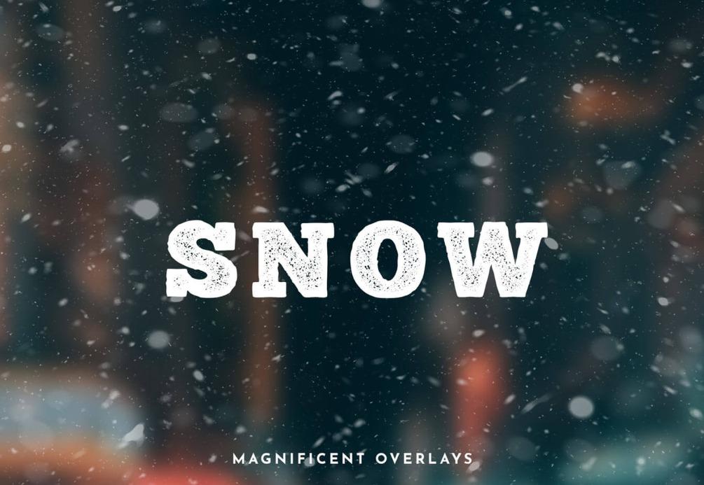 Текстуры снега
