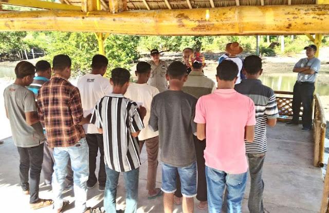 """Pantai KALEBU Ditata, Jelang Peringatan """"HPD 2017"""" Di Selayar"""