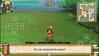 Download Naruto Ultimate Ninja Impact CSO PSP Android