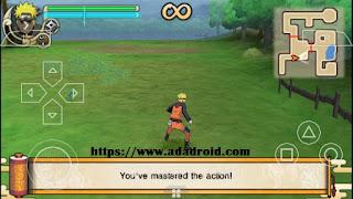 Download Naruto Ultimate Ninja Impact CSO PSP Android