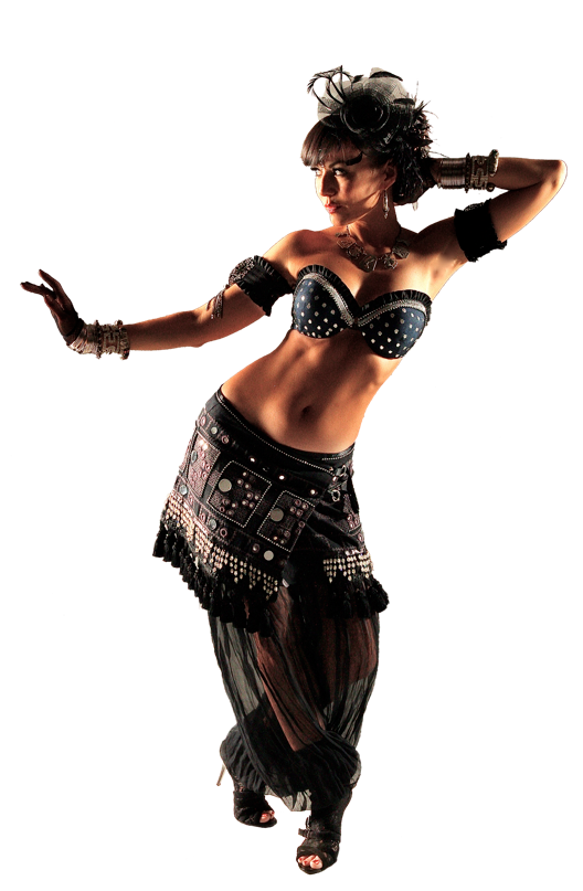 Exotic erotic belly dancer from bollywood 5