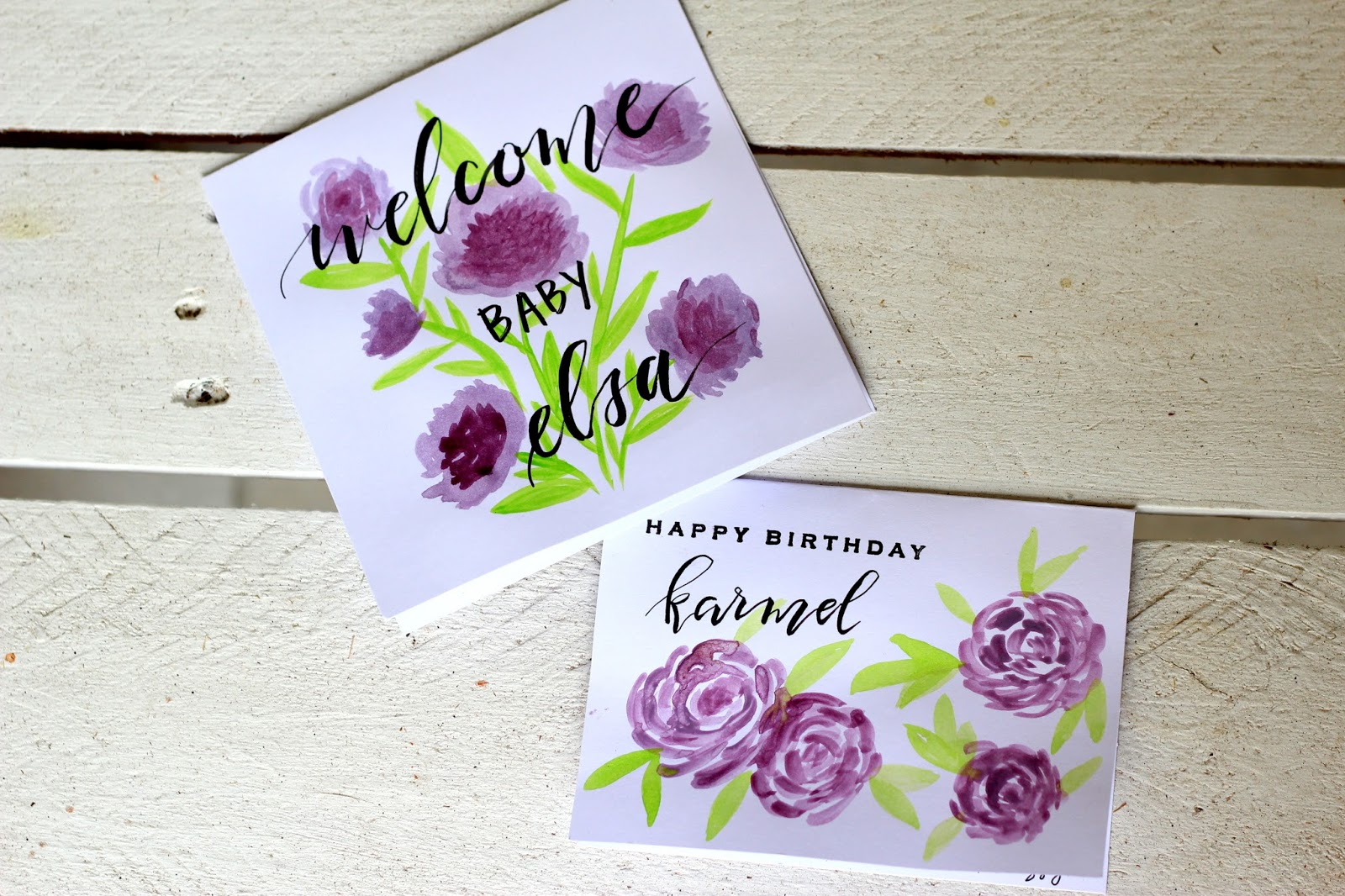 Doleenoted quilled nursery decor and watercolor greeting cards quilled nursery decor and watercolor greeting cards kristyandbryce Images