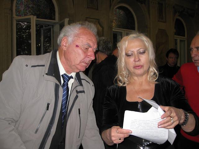 Анатолий Паламаренко, Лилия Золотоноша