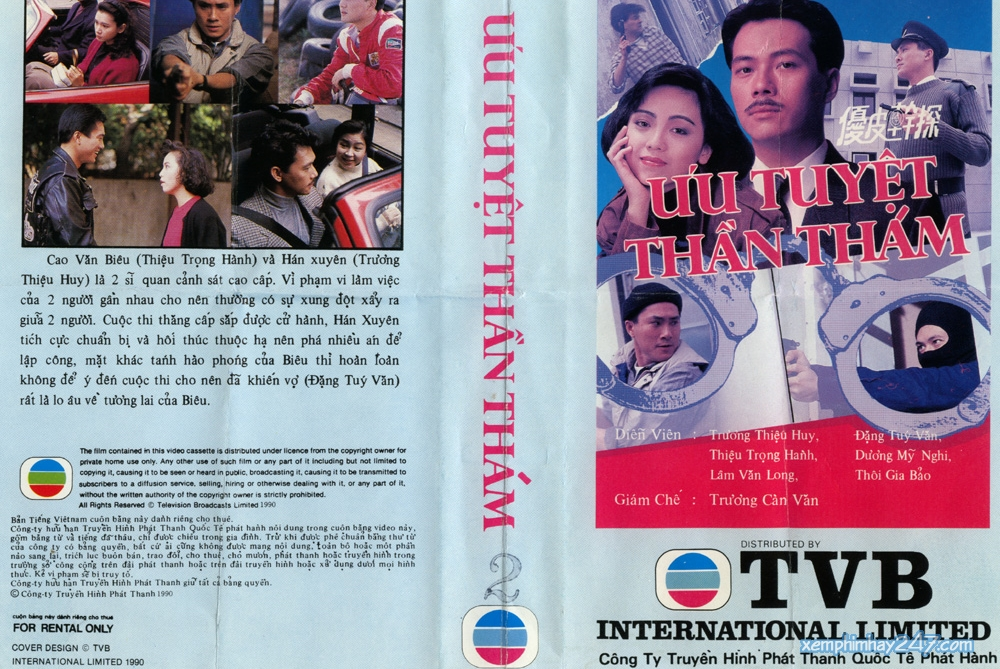 http://xemphimhay247.com - Xem phim hay 247 - Ưu Tuyệt Thần Thám (1990) - The Enforcer's Experience (1990)