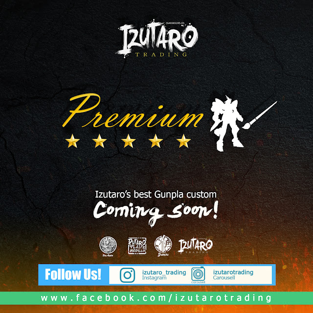 Izutaro premium COMING SOON