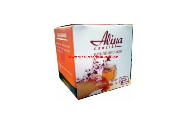 CREAM ALIYA cantik (natural anti acne)