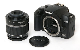 Canon EOS 1000D Firmware Download