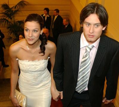 Radka Kocurova dan Rosicky