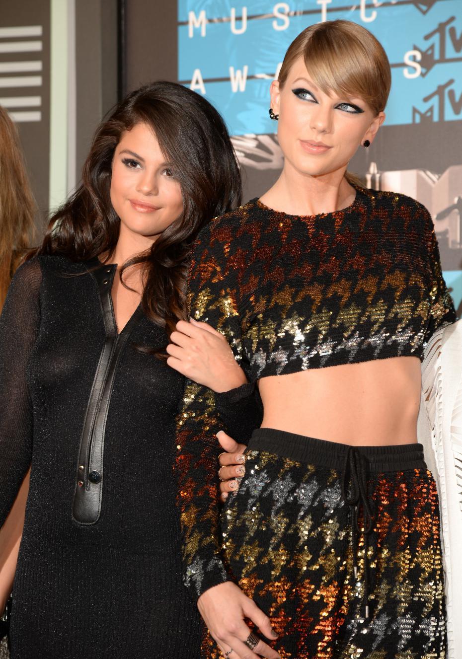 Selena Gomez habla sobre la nueva canción de Kanye West para Taylor Swift