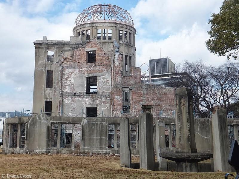 Hiroshima Japan travelthursdays  Adventures of a London