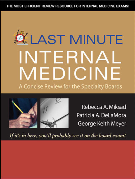 Last Minute Internal Medicine [PDF]