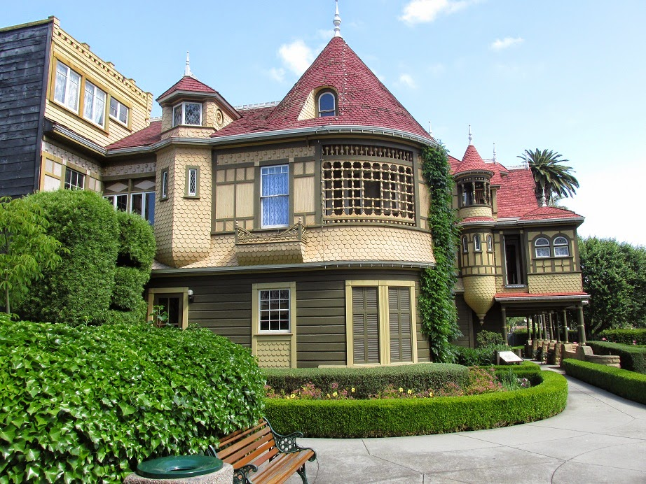 winchester house san jose