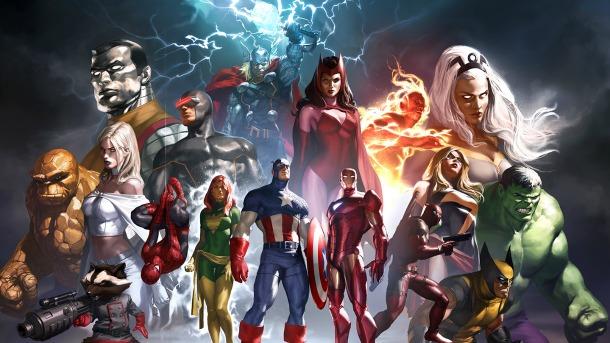 Marvel Heroes 2