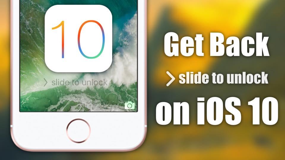 سیدیا | لهرێگای ئهم تویكهوه شێوازی کردنەوەی قفڵ وەک iOS 9 لێبکە