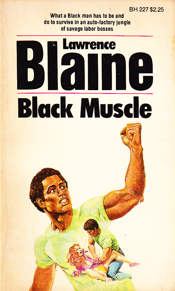 Black Muscle Laurence Blaine