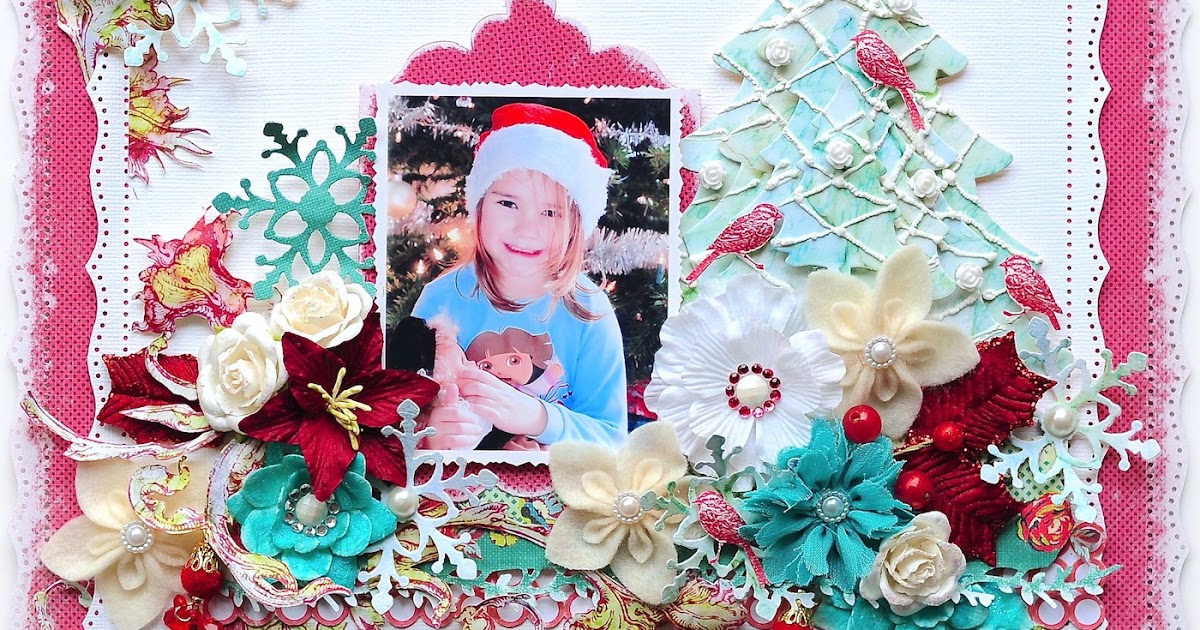 Prima  Christmas Craft Magazine