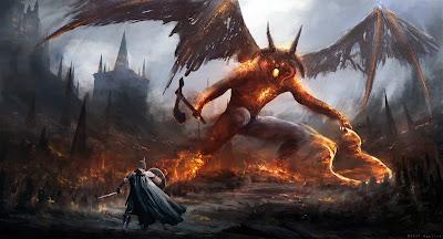 """Reseña de """"La Caída de Gondolin"""" de J. R. R. Tolkien - Minotauro"""