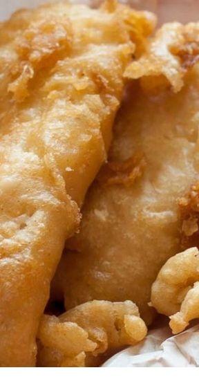 Long John Silvers Fish Batter Copycat Recipe
