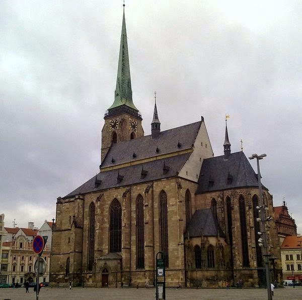 Catedral de San Bartolomé (Pilsen, República Checa)
