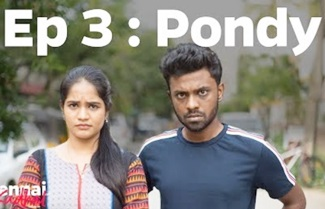 Chennai loves Pondy | Chennaiin Kadhal | EP 3 | Eng Subs | 1 Kg Biriyani