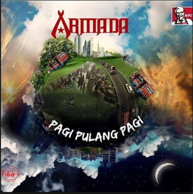 Kumpulan Lagu Mp3 Armada Band - Pagi Pulang Pagi