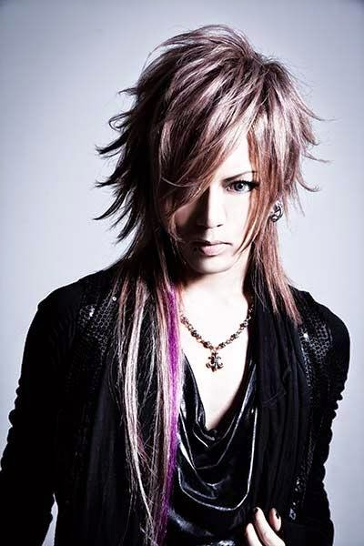 Japan S Visual Kei Hairstyles The Haircut Web