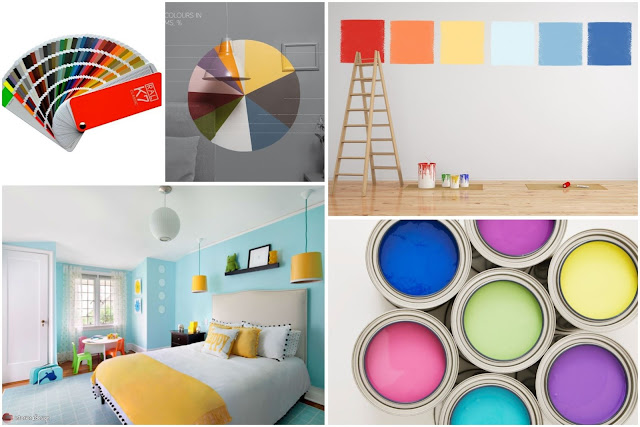 Jotun Paints And The Latest Color Paints Catalog