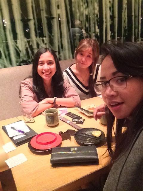 #MEETUP - with Riska and Cha