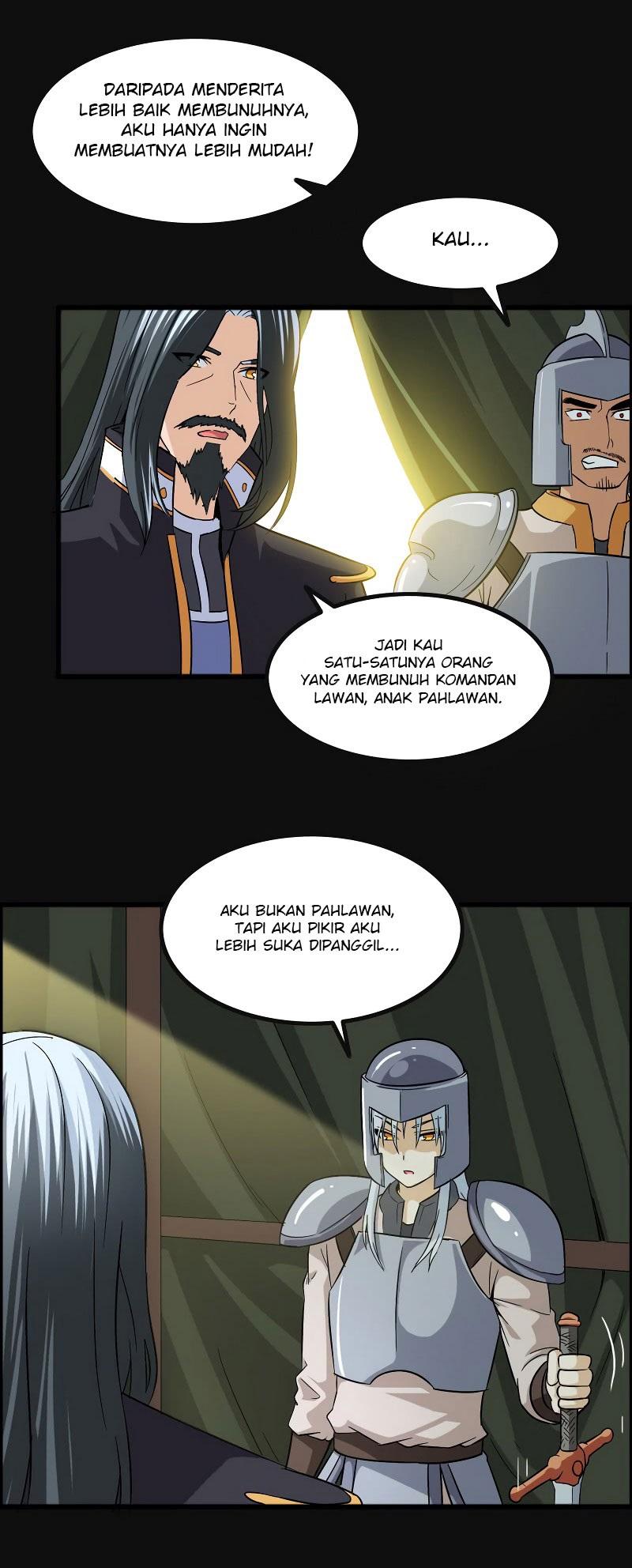 Komik My Wife is a Demon Queen Chapter 48 Gambar 13