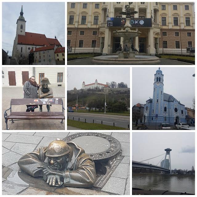 Visiting Bratislava from Vienna