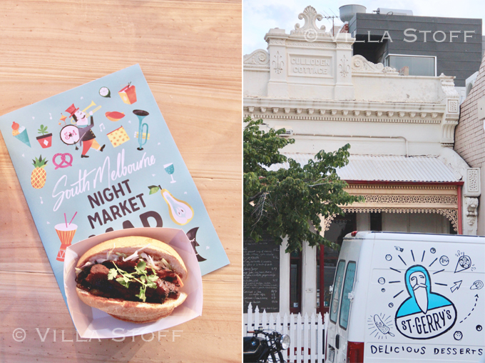 Reiseblog >> Traveltipps >> South Melbourne Night Market