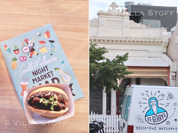 Reiseblog >> Traveltipps >> South Melbourne Night Market