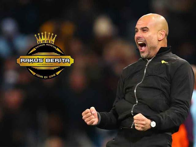 Tanggapan Guardiola, Soal City Disebut Alami Fergie Time