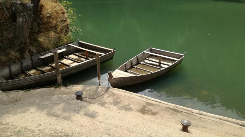 Barcas de Janeiro de Cima
