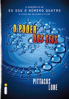 livro O Poder dos Seis, Pittacus Lore