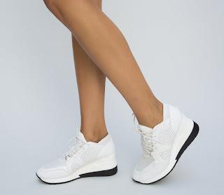 Pantofi Sport Edem Albi