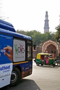 Hop On Hop Off Delhi Concept