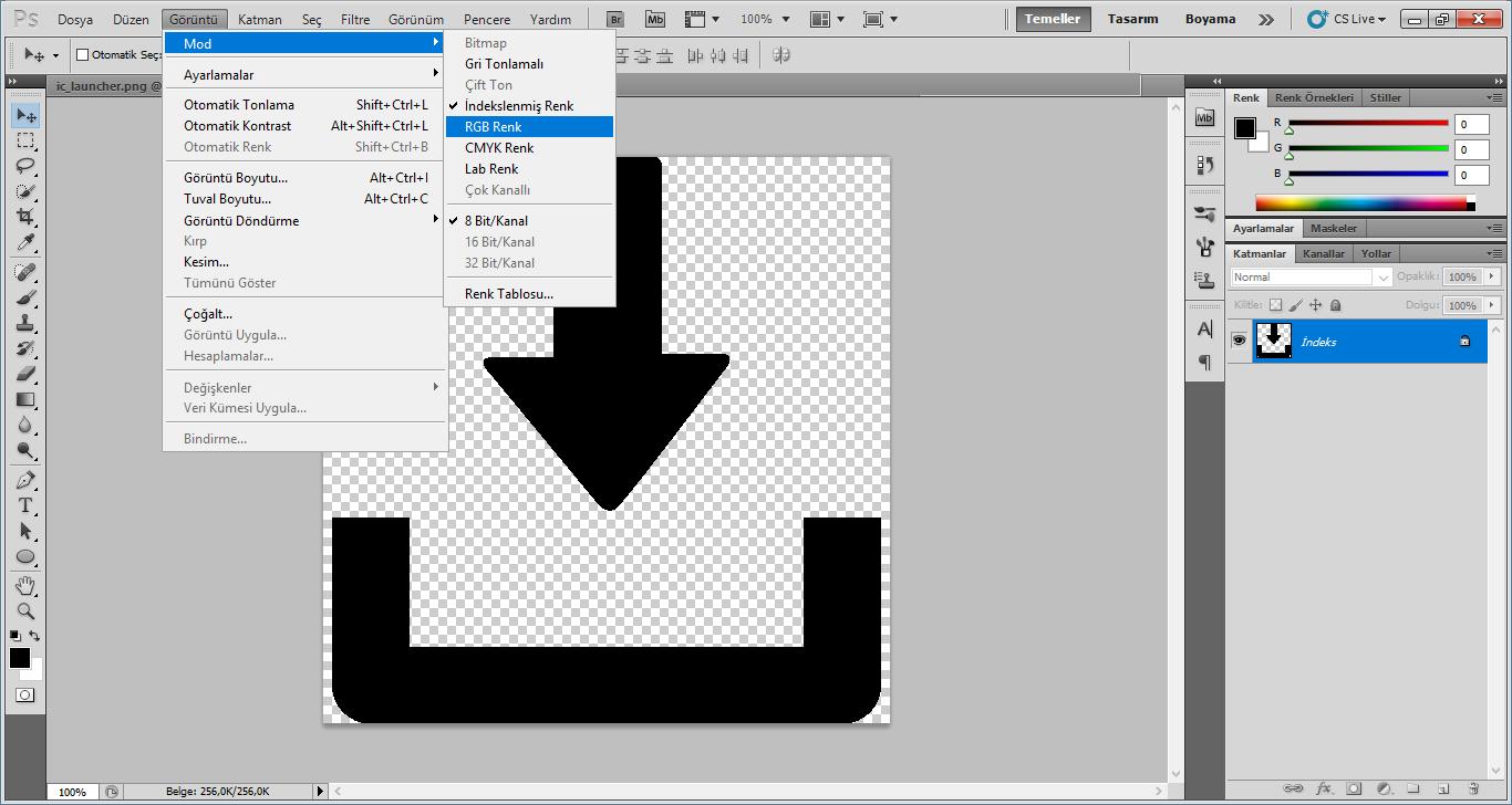 adobe photoshop katman kilidini kaldırma, adobe photoshop resim kilidini kaldırma,