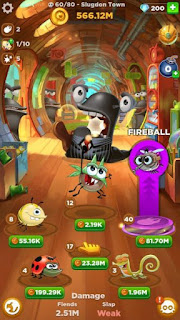 Best Fiends Forever Apk v2.4.1 (Mod Money)
