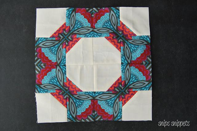 bow tie block