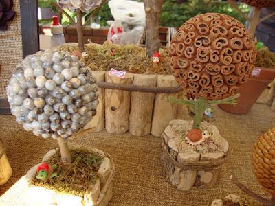 Topiarias para decoração