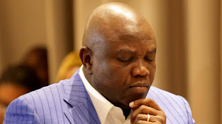 Second term bid: Suspense in Lagos as Ambode flies to Abuja to beg Tinubu