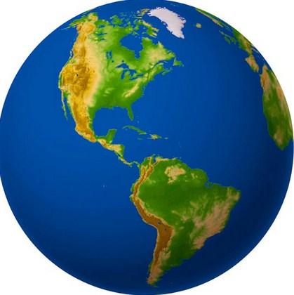 Profil Benua Amerika dan Keadaan Wilayahnya